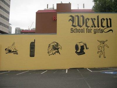 Wexley School for Girls Building
